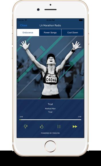 Powered Marathon